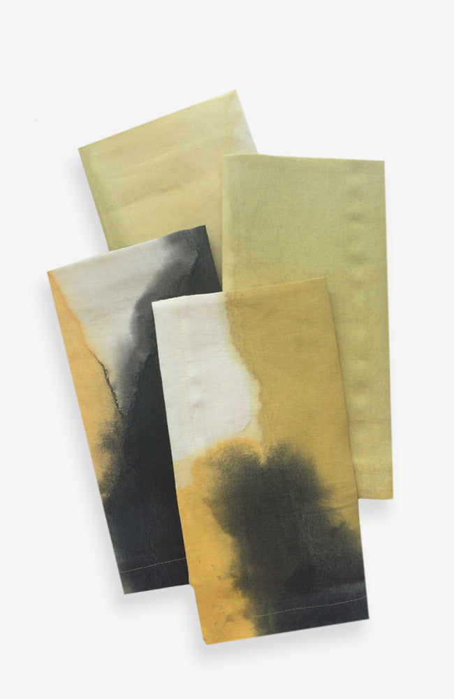 Dinner Napkins - Naples Yellow