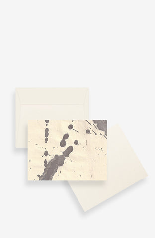 Notecard Set - Brun