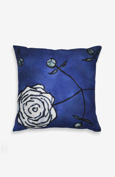 Fair Jardinier in Bleu on Linen