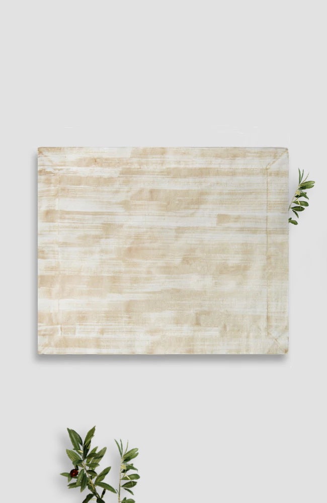 Holiday Edition Painted Stripe Placemat