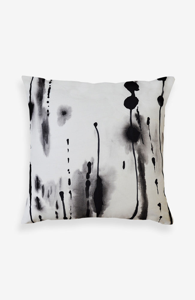 Ink Linen Pillow