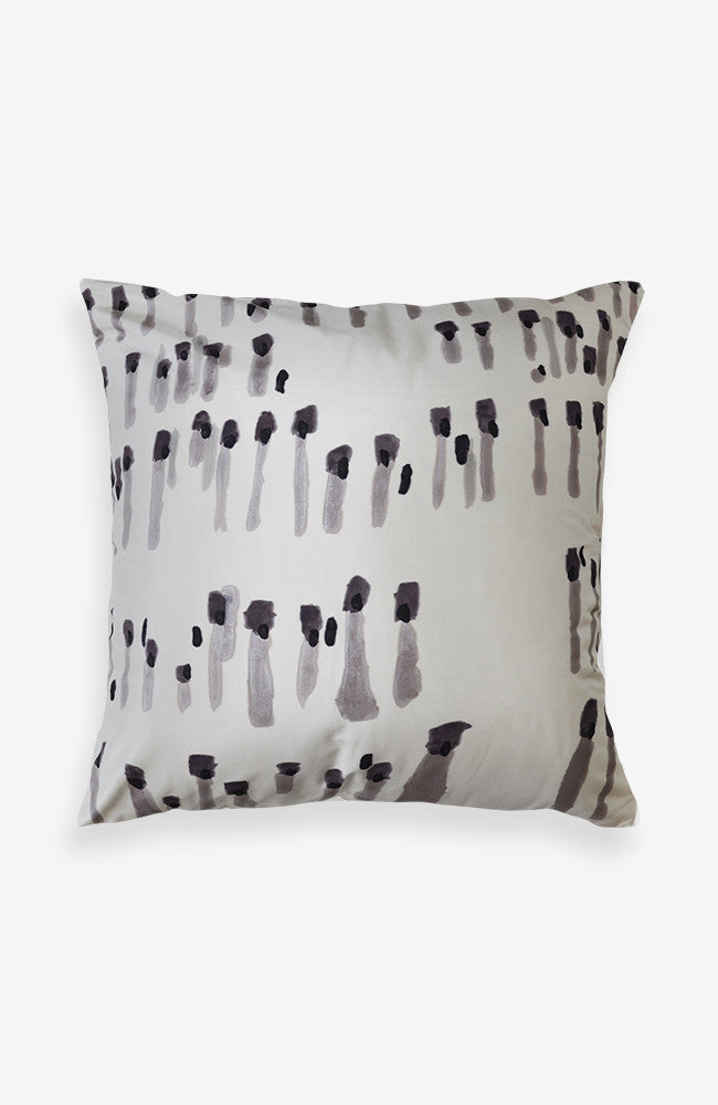 Integers Silk Pillow