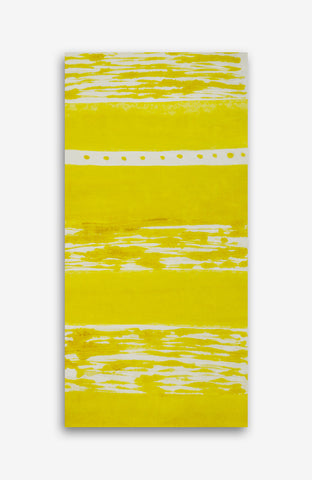 YELLOW STRIPES 35.5x18.5