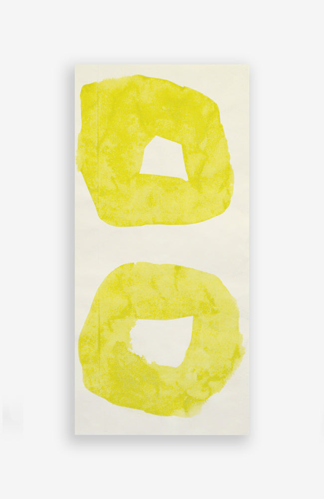 Cadmium Yellow Organic Rings 12 x 25