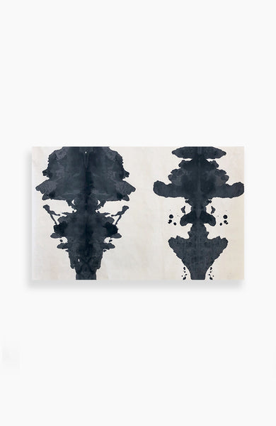 Ink Blot Duo 23 x 36