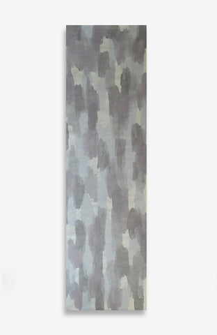Lavande Painter's Palette - ACRYLIC INK ON JAPANESE PAPER - 11 Foot Roll - 2 Available