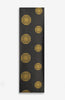 Gold Teleo - Handprinted - 13 Foot Roll