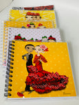 Ballet Notebooks -Medium