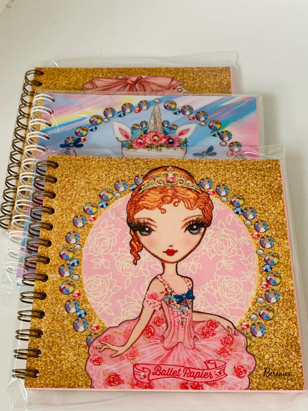 Ballet Notebooks - Large
