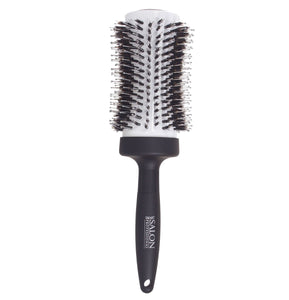 Boar Bristle Blow Dry Brush - Hourglass Dual Pin Range - Size 53mm (Large)