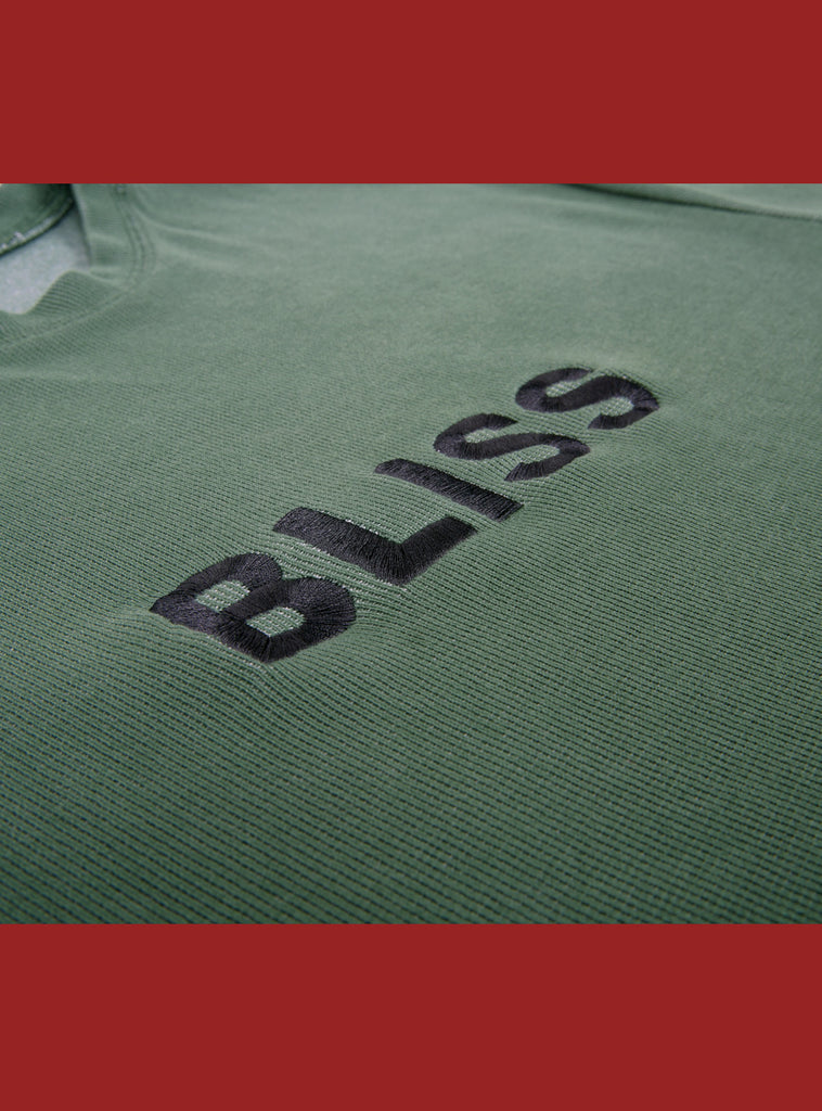 Bliss Ribbed Tee
