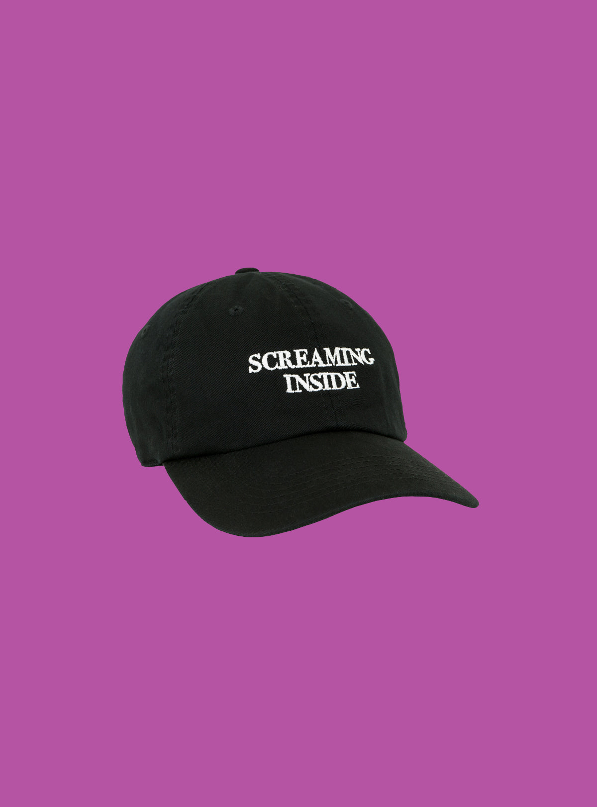 Screaming Inside Hat