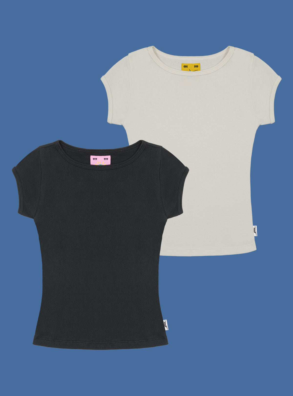 Candy Tee Two-Pack