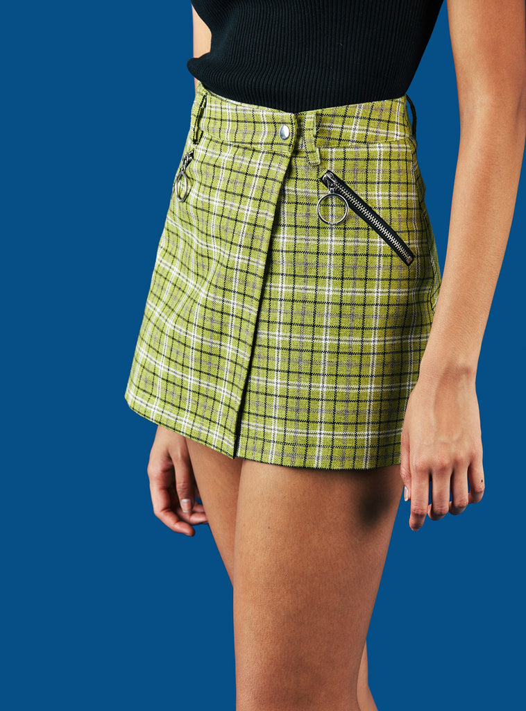 Clue Mini Skirt