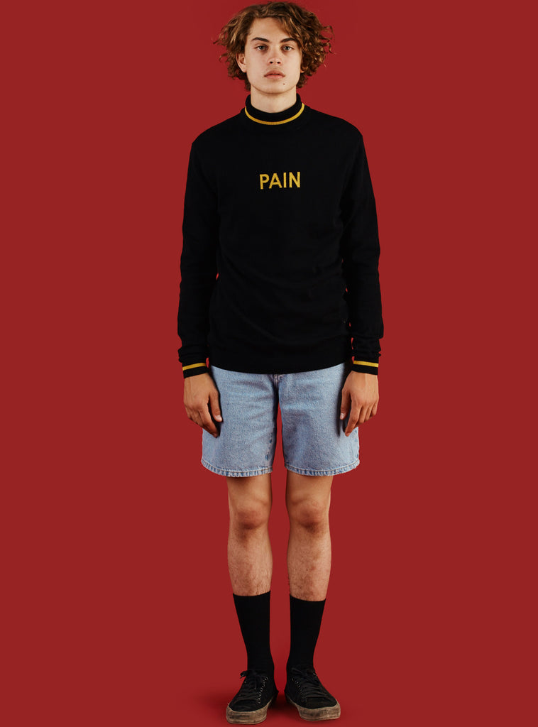 Pain Turtleneck