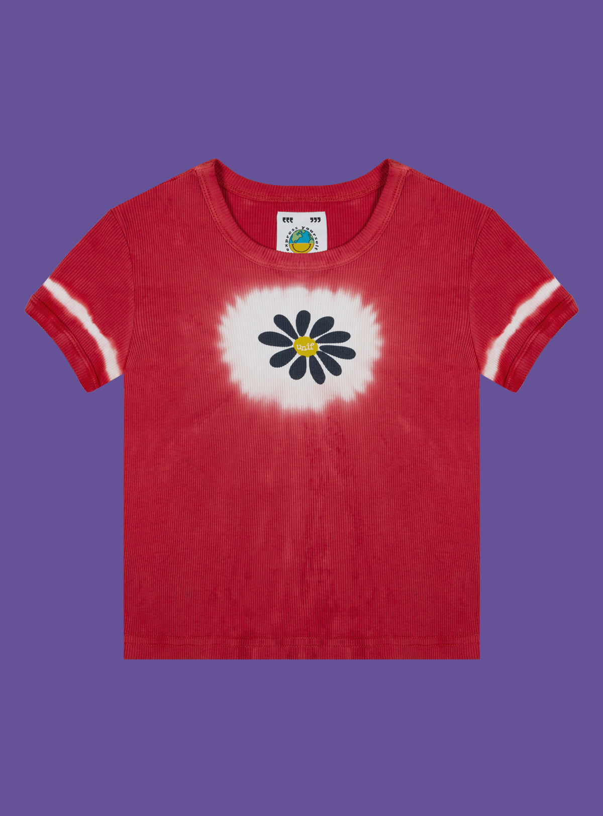 The Sun Will Rise Hand Dyed Tee