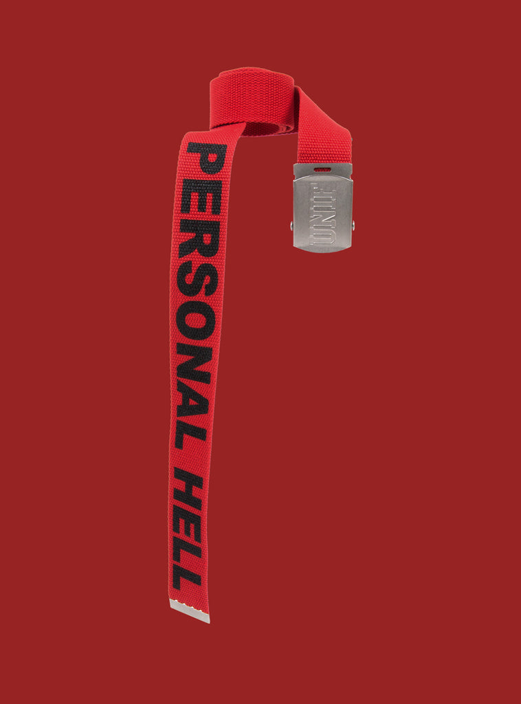 Personal Hell Belt