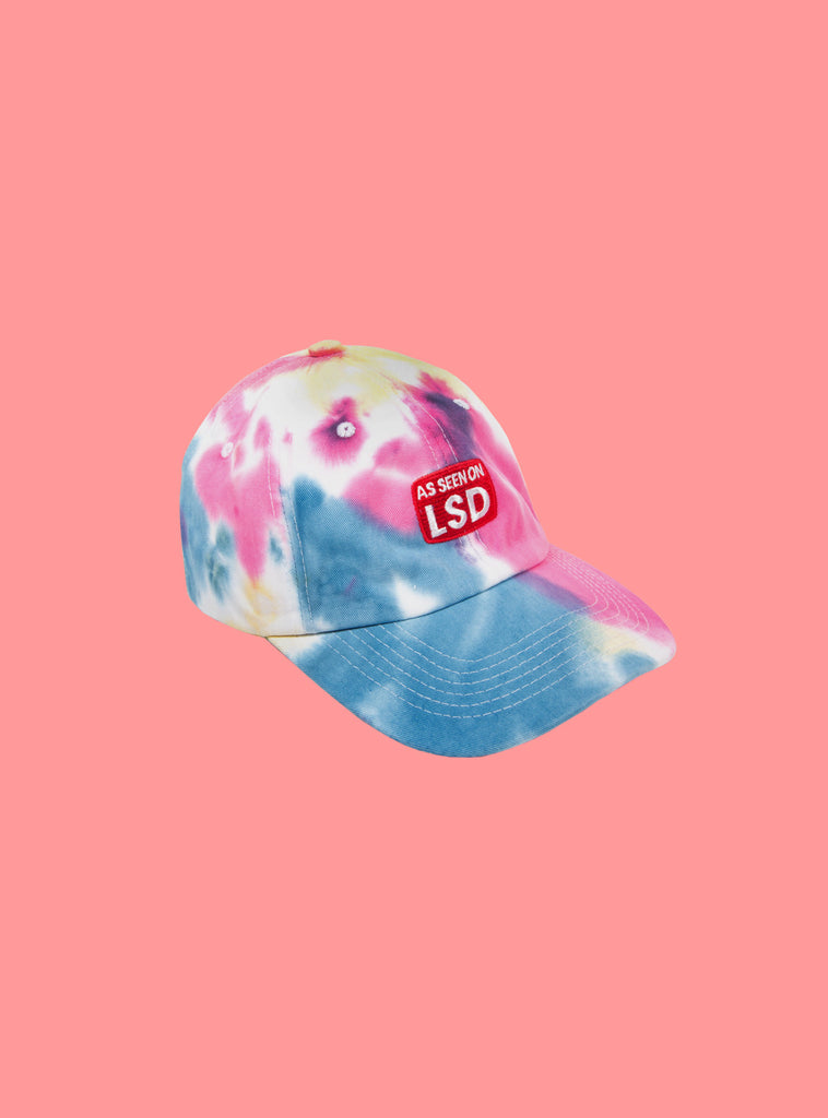 As Seen On LSD Cap