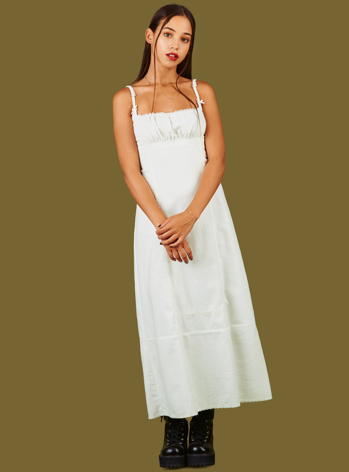 Moonflower Dress