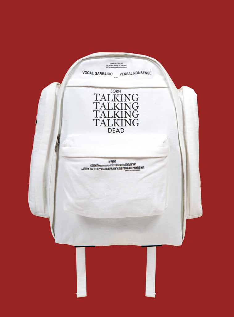 Talking Dead Backpack