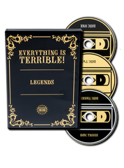 Legends 3-DVD Set