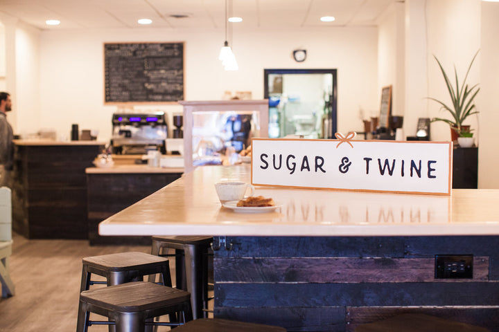 Sugar & Twine Coffee Tastings  |  First Wednesdays  |  9a-11a