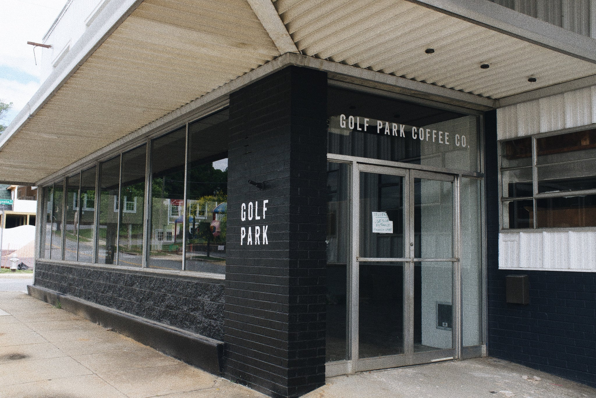 Partner Feature: Golf Park Coffee