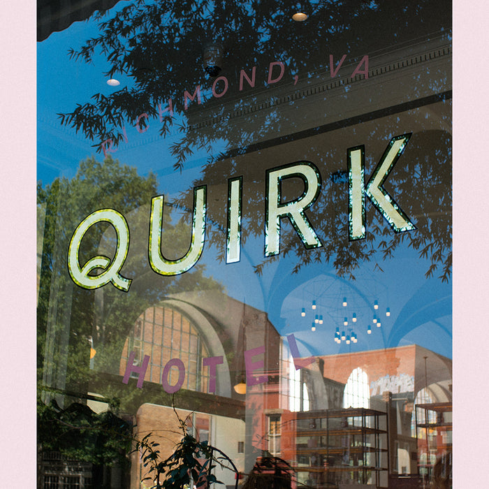 Partner Feature: Quirk Hotel