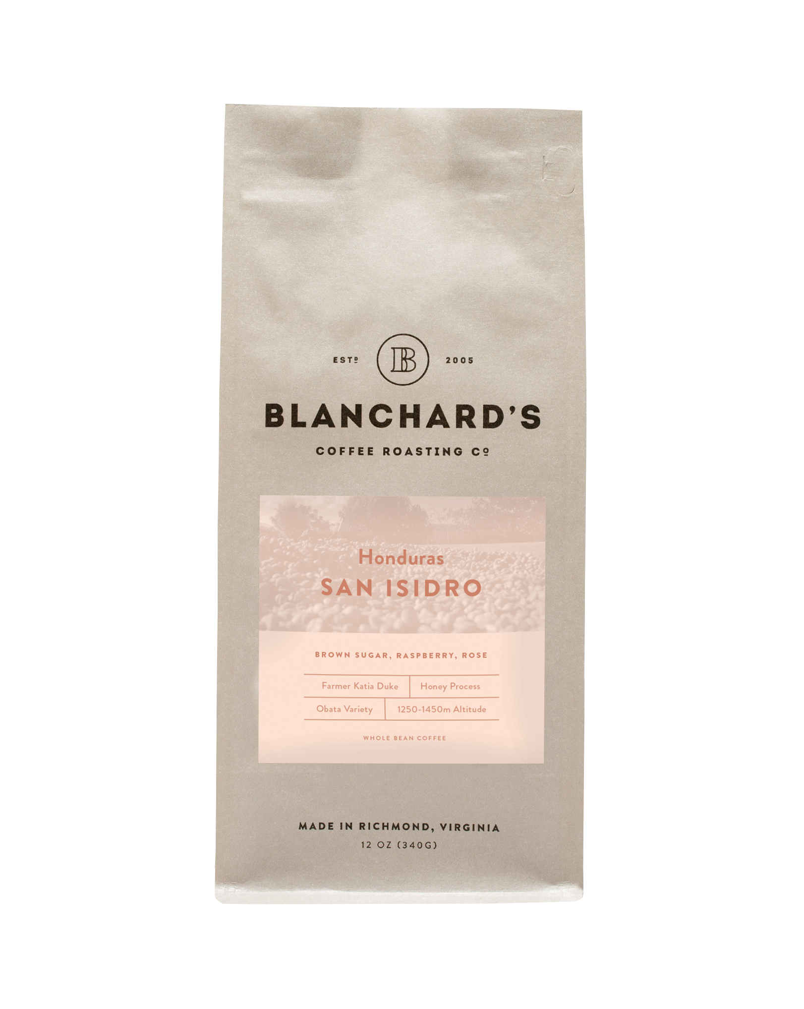 Finca San Isidro Honey