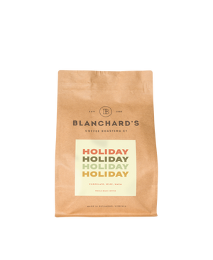 Holiday Blend / 2.5lb Bag