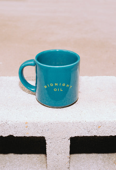 Midnight Oil Mug