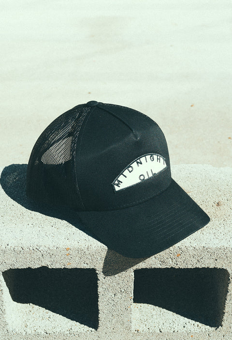 Midnight Oil Trucker Hat