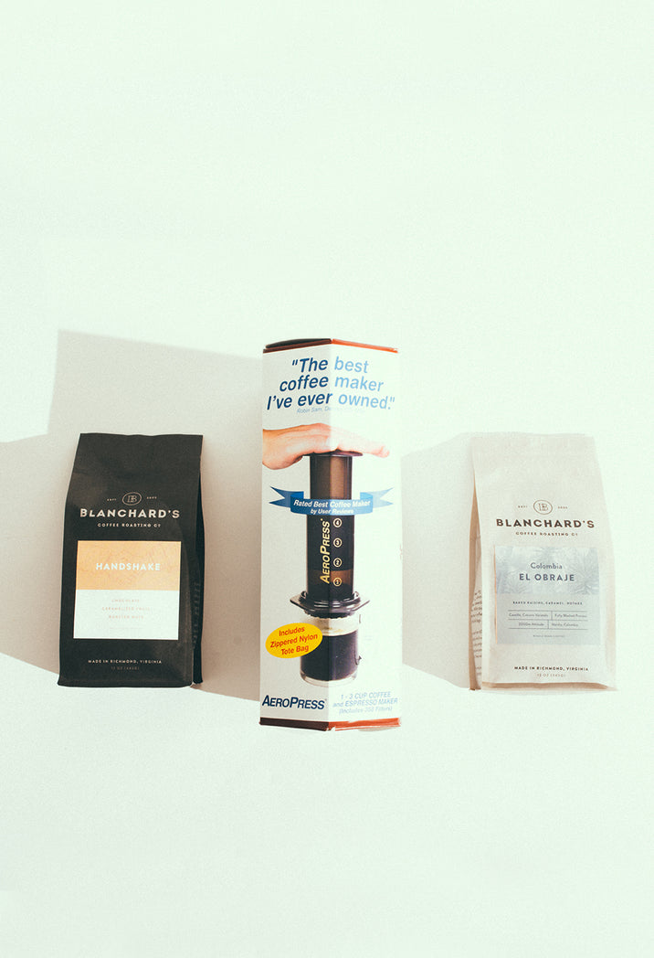 Excursion Coffee Kit