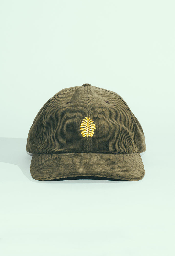 Coffee Tree (More Or Less) Hat in Green
