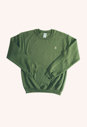 Coffee Tree (More Or Less) Crewneck