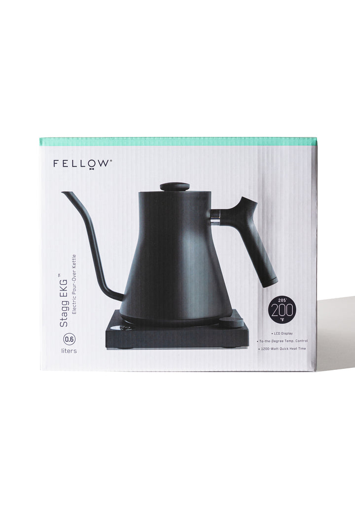 Stagg EKG Electric Kettle by Fellow Products