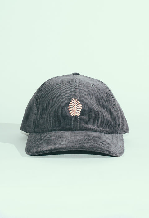 Coffee Tree (More Or Less) Hat in Grey