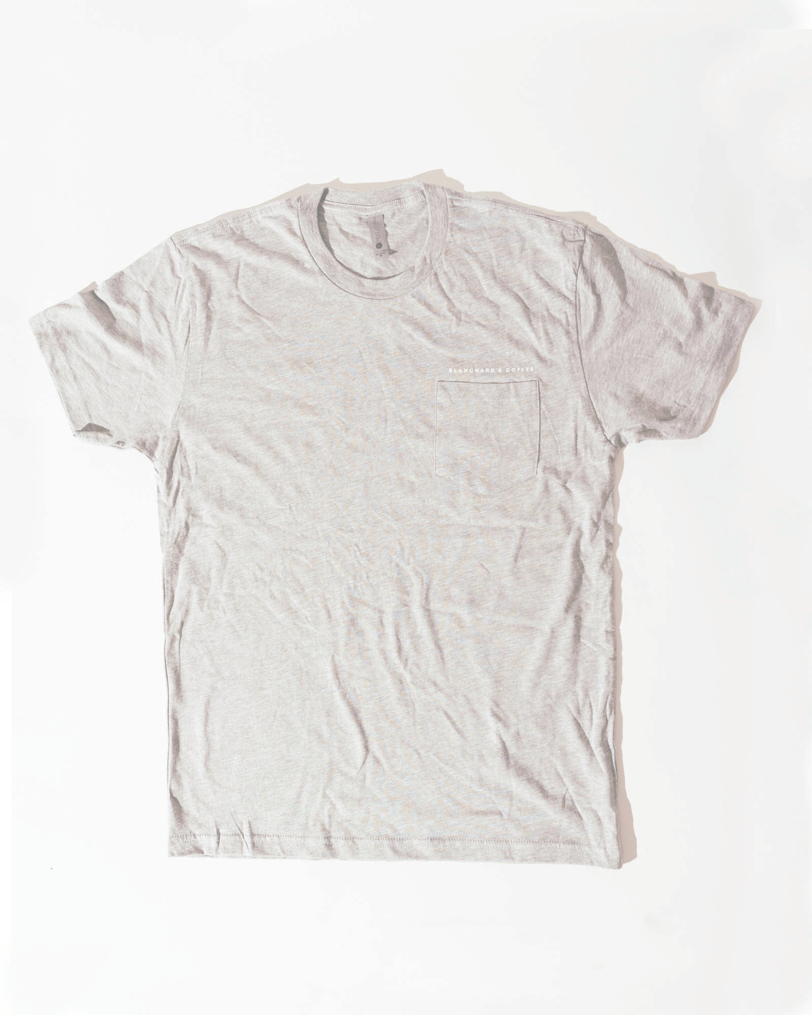 Broad Street Grey Pocket Shirt