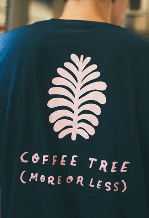 Coffee Tree (More Or Less) Pocket T