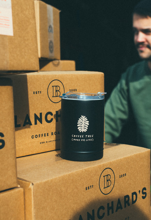 Coffee Tree (More Or Less) Insulated Tumbler