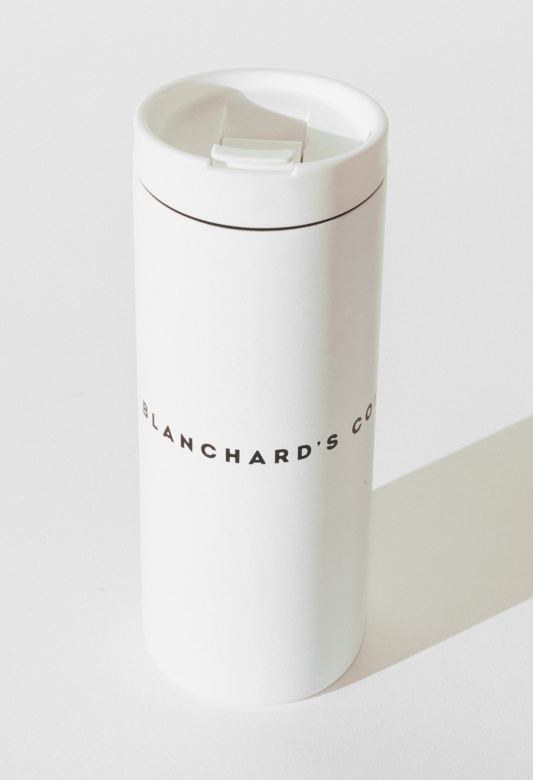 16oz White Miir Travel Mug