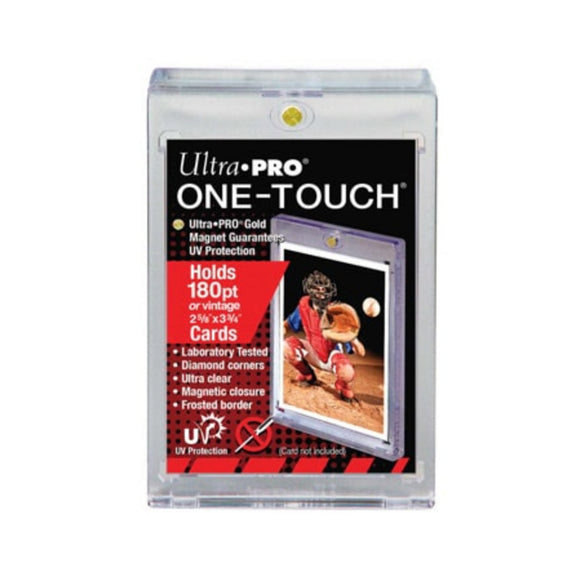 180pt Ultra Pro One-Touch Magnetic Holder