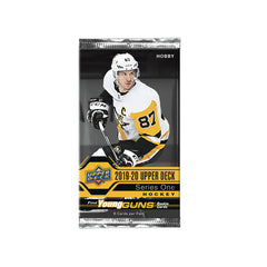 2019/20 Upper Deck Series 1 Hobby Pack