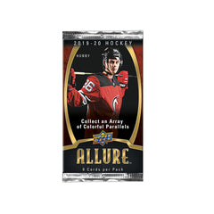 2019/20 UD Allure Hobby Pack