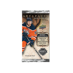 2019/20 UD Artifacts Hobby Pack