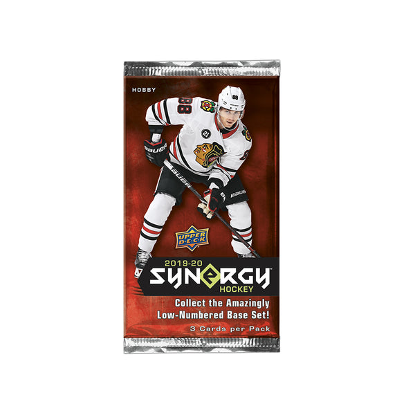2019/20 UD Synergy Hobby Pack