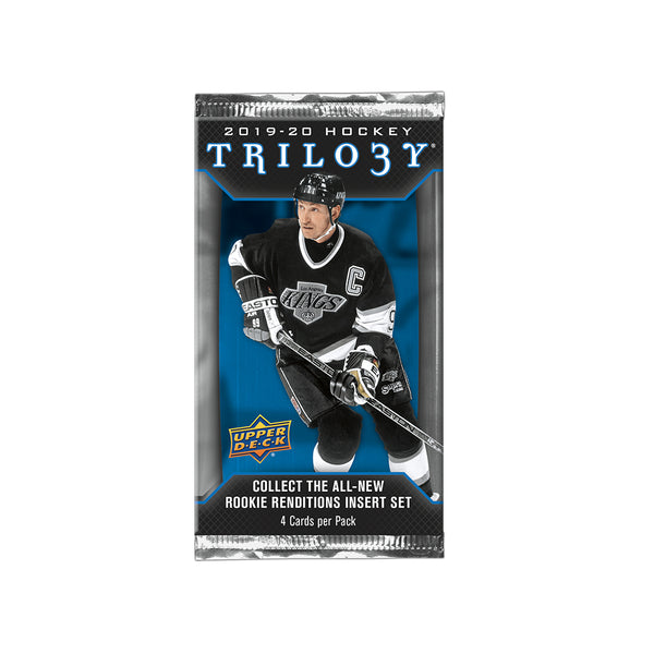 2019/20 UD Trilogy Hobby Pack
