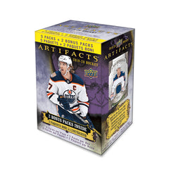 2019/20 UD Artifacts Hockey Blaster Box (PRE-ORDER)