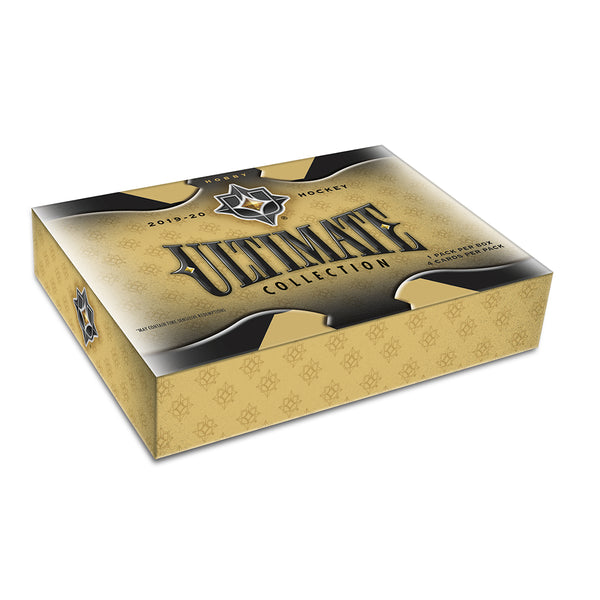 2019/20 UD Ultimate Collection Hobby Box