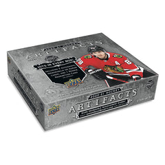 2020/21 UD Artifacts Hockey Hobby Box (PRE-ORDER)